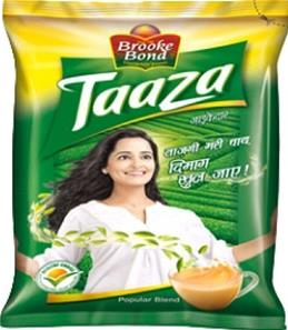 Brooke Bond Taaza Tea 1 Kg Rs 260 00 Buy Online At Best
